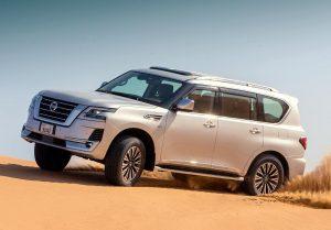 Nissan Patrol 2022: Alto nivel de refinamiento y capacidades Off-Road.