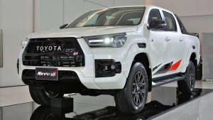 Toyota Hilux GR Sport: La versión deportiva será global.