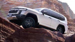 Toyota Land Cruiser GR Sport 2022: Con mejor capacidad off-road