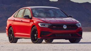 Volkswagen Jetta GLI 2022: Leves cambios estéticos y mayor seguridad.