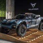 Cupra Tavascan Extreme E Concept: La SUV eléctrico se transformó en un auténtico 4x4