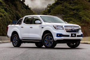 Dongfeng Rich 6 EV: Llega una nueva pick-up eléctrica.