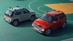 Hyundai Casper: Ya casi llega la Mini SUV más pequeña de los asiático
