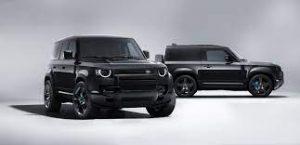 Land Rover Defender V8 Bond Edition: Una versión limitada de película.