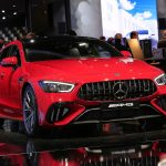 Mercedes-AMG GT 63 SE Performance 2023: Un híbrido de alto rendimiento