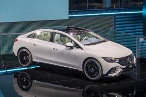 Mercedes-Benz EQE: La versión eléctrica del exitoso Clase E.