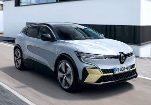 Renault Mégane E-Tech Electric: Un Crossover eléctrico con 470 km de autonomía