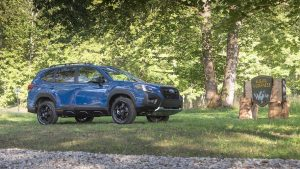 Subaru Forester Wilderness 2022: Llega la versión aventurera