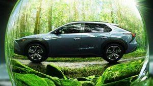 Subaru Solterra 2023: Así será la primer SUV eléctrica del fabricante nipón
