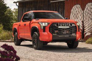 Toyota Tundra 2022: La tercera generación tiene motores V6 biturbo y también híbrido