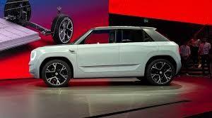 Volkswagen ID.Life Concept: Un eléctrico de precio asequible y autonomía de 400 km.