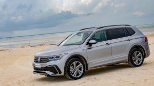 Volkswagen Tiguan 2022: Más seguridad y confort