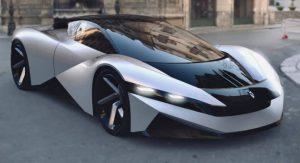 Farnova Othello: Un carro eléctrico con más de 1,800 Hp y 8,800 libras-pie de torque