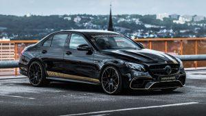 Manhart ER 800: Un Mercedes-AMG E 63 S más radical