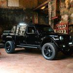 Militem Ferox-T: Un Jeep Gladiator recargado y exclusivo